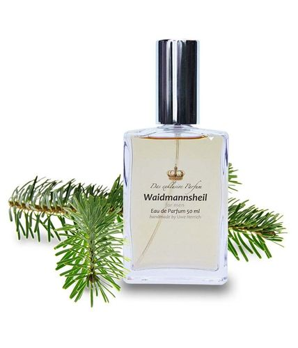 Das Jägerparfüm - Waidmannsheil for men - Eau De Parfum - 50 ml